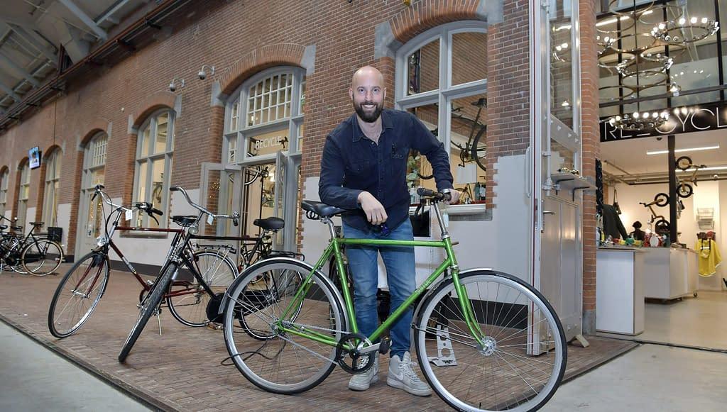 recycle fietsen