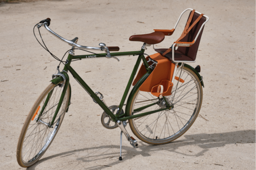 &Italy fietszitje