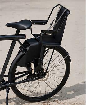 &italy fietszitje black
